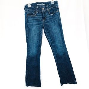American Eagle Original Boot Jeans Size 6